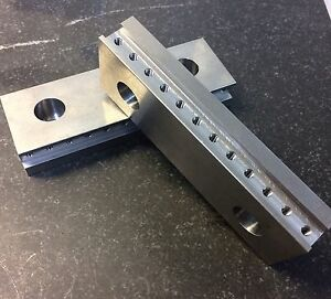 6 Vise Jaws For Miteebite Talongrip To Fit 6 Kurt Parlec Teco And Others