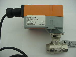 Belimo Tfrb24 Actuator 1 2 Valve Ships On The Same Day Of The Purchase