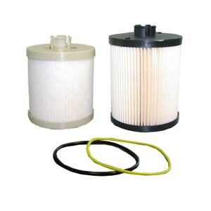 Oe Type Fuel Filter Fits 2008 2009 Ford F 350 Super Duty Auto Extra Cabin fuel