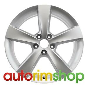 New 18 Replacement Rim For Dodge Dart 2013 2014 2015 2016 Wheel Silver