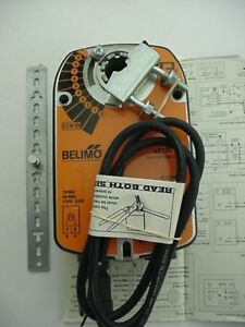 Belimo Lf120 Us Actuator 120 Vac dc Ships The Same Day Of Purchase