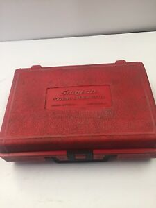 Snap On Cooling System Tester Svts262a