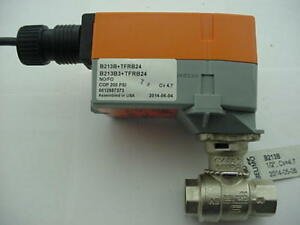 Belimo Tfrb24 Actuator With 1 2 Valve Cv 4 7 Ships On The Same Day Of Purchase