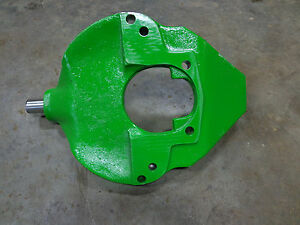 John Deere 70 520 530 620 630 730 720 Square Tube Wide Front End Pivot Plate