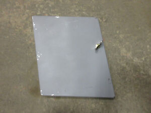 John Deere 330 430 Battery Box Cover Door
