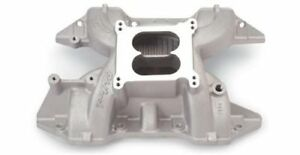 Edelbrock Performer Rpm Intake Manifold 7186 Chrysler 383 400 Fits Stock Heads