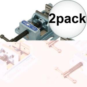 Wilton 11743 3 Low Profile Drill Press Vise 2x New