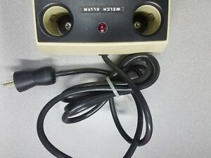 Welch Allyn 71110 3 5v Desk Charger With No Handles