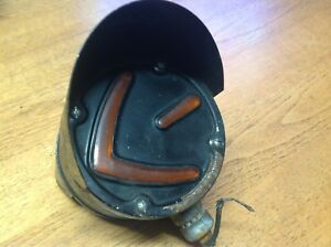 Grote Mfg Co 240 d Early Two Sided Arrow Turn Signal Vintage Truck Bus