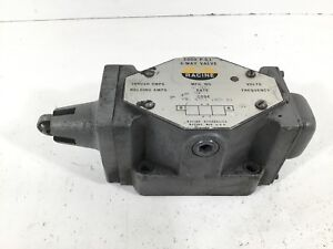 New Racine Fd4 rths 104s 01 Hydraulic 4 way Valve 653082