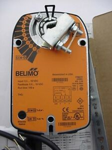 Belimo Lf24 mft Us Actuator Ships On The Same Day Of The Purchase