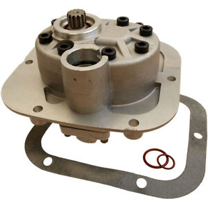 A62051 New Hydraulic Pump Made To Fit Case ih Tractor Models 770 870 970 1070