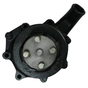 Water Pump For Ford Tractor Single Pulley 410 445 3900 3910 3930 4100 4110 4400