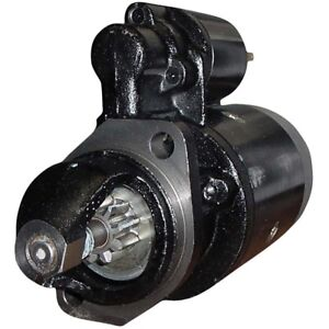 Sba185086350 Starter For Ford New Holland Tractor 1000 1500 1600 1900 1910 2110