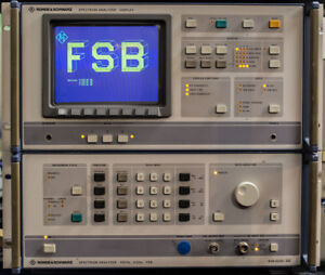 Rohde schwarz Fsb 100hz 5ghz Low Noise Spectrum Analyzer Receiver