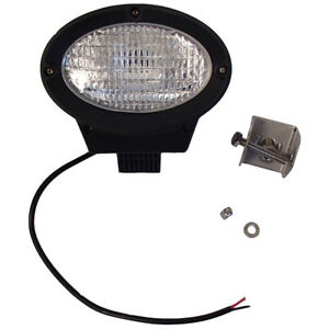 Ford John Deere Allis Massey Kubota Hid Xenon Oval Flood Light Work Lamp 35 Watt