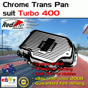 New Redline Automatic Transmission Oil Pan Turbo 400