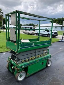 2011 Skyjack Sjiii 3219 Electric Scissor Lift