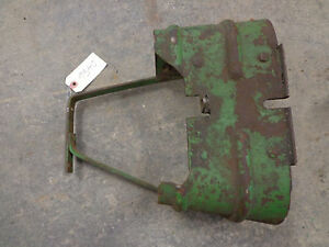 John Deere M Mt Pto Shield For Tractors With Belt Pulley