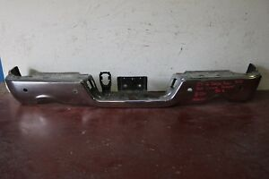 2009 2010 2011 2012 2013 2014 2015 2016 Dodge Ram 1500 Rear Bumper