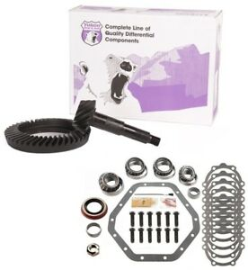 1989 1997 Chevy 14 Bolt Gm 10 5 4 88 Thick Ring And Pinion Yukon Master Gear Pkg