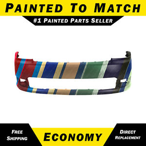 New Painted To Match Front Bumper Cover For 2013 2019 Ford Flex W Park Assist