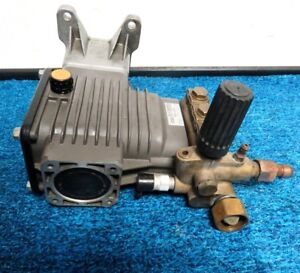 Rsv4g40 Ar Annovi Revereri Pressure Washer Pump 4000psi 4gpm 1 Horizontal Shaft
