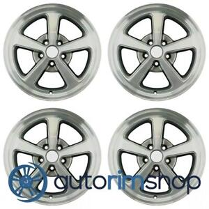New 17 Replacement Wheels Rims For Ford Mustang 2003 2004 Set