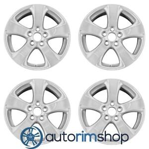 New 17 Replacement Wheels Rims For Toyota Sienna 2011 2016 Set 69584