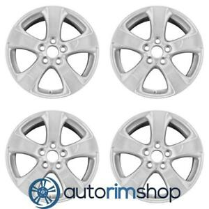New 17 Replacement Wheels Rims For Toyota Sienna 2011 2019 Set 69584