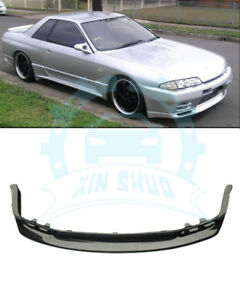 Front Bumper Bar Lip fit Oe Gtr Bumper frp For Nissan Skyline Gtr R32