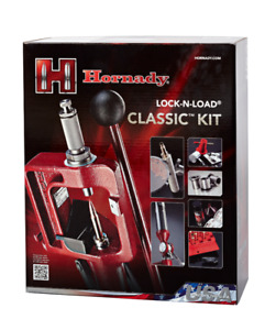 Hornady 85003 Lock N Load Classic Reloading Press Kit