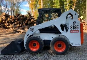 2011 Bobcat S185 With Only 1602 Hours 2361