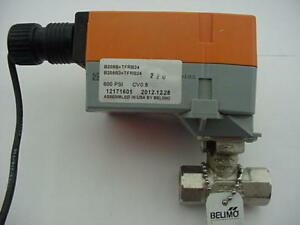 Belimo Tfrb24 Actuator With 1 2 Valve Cv 0 8 Ships On The Same Day Of Purchase