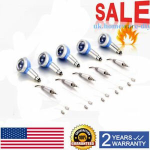 5pcs Dental Lab Air Prophy Air Dental Polisher Teeth Air Polishing B4 4 Holes Us