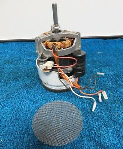Robot Coupe R301 Original 1 2hp Motor from R301 Ultra Series C