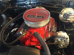 Complete Chevrolet 283 Small Block Engine