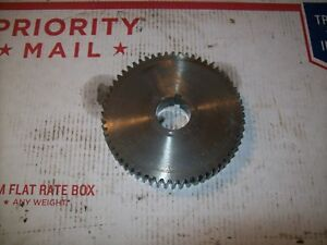 Logan 12 Lathe 60 Tooth Change Gear
