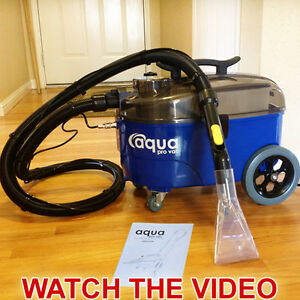 Carpet Cleaning Machine Spotter Portable Auto Detailing Aqua Pro Vac