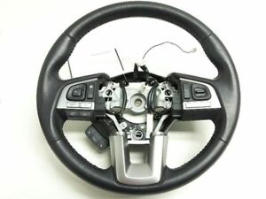 Outbakleg 2015 Steering Wheel W o Heated Oem 34312al02avh