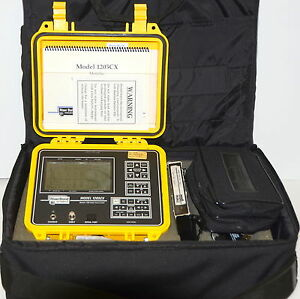 Riser Bond Riserbond 1205cx Metallic Tdr Fault Locator 1205 Cx