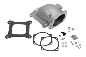 Holley 300 240 Efi Throttle Body Intake Elbow Fits Intakes With 4150 Flange
