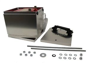Taylor Cable 48300 Aluminum Battery Box Relocation Kit 3 Pc 9 5x8 25x7 75