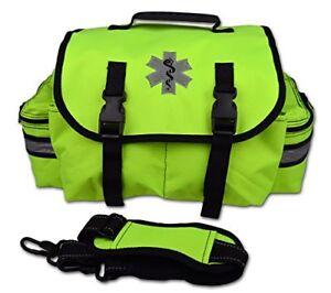 Lightning X Small Emt Medic First Responder Trauma Ems Jump Bag W Dividers