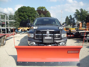 Snow Plow Fits All Dodge Ram Truck Best Commercial Conventi0nal 7 5 2 Yr 2753