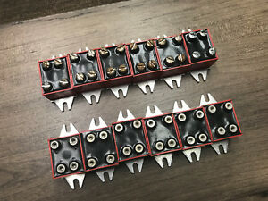 Lot Of 12 Grayhill 70s2 01 a 05 s Solid State Relay 60vdc 5a Magnecraft Ssr