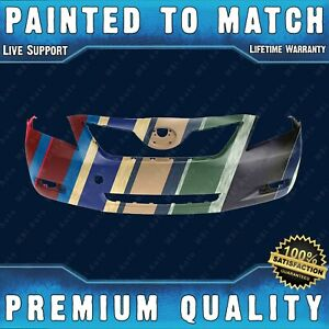 New Painted To Match Front Bumper For 2007 2009 Toyota Camry Japan Built 07 09