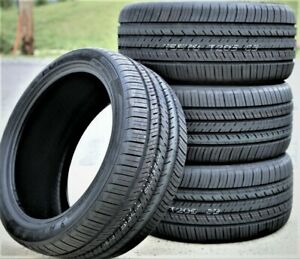4 New Atlas Tire Force Uhp 235 50r18 97y A S High Performance Tires