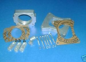 Ford Mustang Helix 1 Inch Throttle Body Intake Spacer fit Ford 1996 2004 4 6