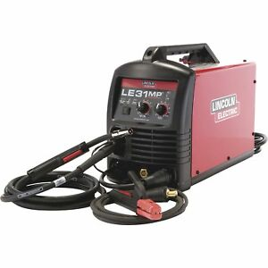 Lincoln Electric Le31mp Multi process Mig tig stick Welder 120v 80 120a